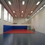 Gymnase intérieur