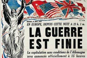 La commémoration du 8 mai 1945